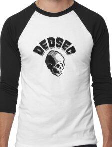 Dedsec Skull Men's Baseball ¾ T-Shirt