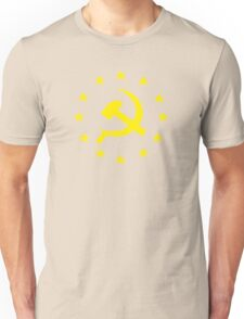 Socialist Europe Communist Unisex T-Shirt