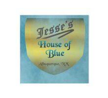 Jesse's House of Blue Gallery Board
