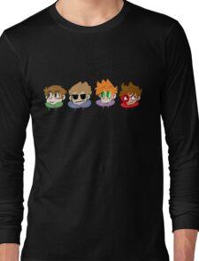Eddsworld boys Long Sleeve T-Shirt