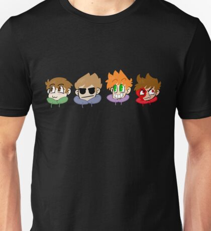 Eddsworld boys Unisex T-Shirt