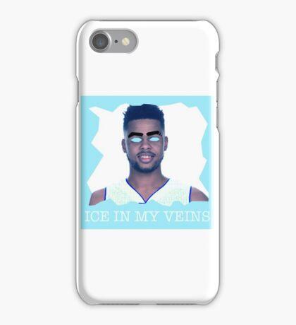 D'Angelo Russel Ice in my veins iPhone Case/Skin