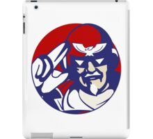 KFC Captain Falcon iPad Case/Skin