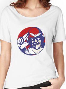 KFC Captain Falcon Women's Relaxed Fit T-Shirt