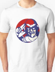 KFC Captain Falcon Unisex T-Shirt