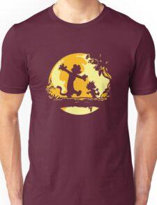 Calvin and Hobbes Tee Shirt Unisex T-Shirt