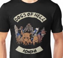 Kakashi Dogs Unisex T-Shirt