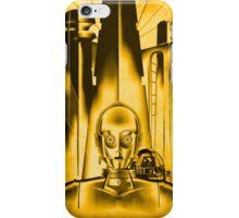 Mos Eisley Vintage iPhone Case/Skin