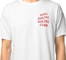 Anti Social Classic T-Shirt