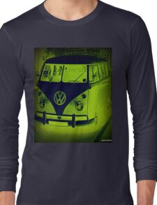 Split Screen VW Combi - New Products Long Sleeve T-Shirt