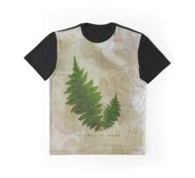 The Simple of Nature Graphic T-Shirt