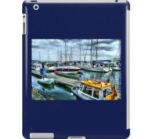 Poole Harbour iPad Case/Skin