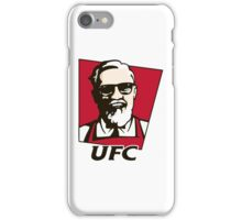 Colonel McGregor iPhone Case/Skin