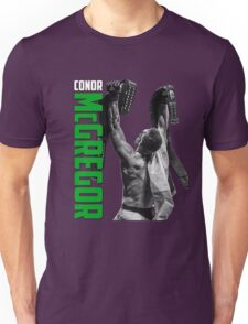 Conor McGregor - UFC Two Weight World Champ Unisex T-Shirt