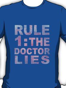 Rule 1 T-Shirt