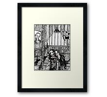 Your Blood, My Wine Framed Print