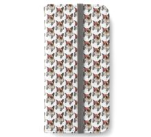cat bowie iPhone Wallet/Case/Skin
