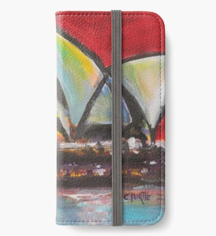 Opera House iPhone Wallet/Case/Skin