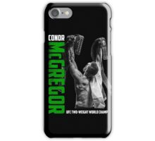 Conor McGregor - Limited Edition (100 globally) iPhone Case/Skin