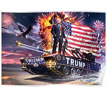 Trump Victory Poster