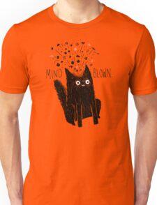 MIND BLOWN. Unisex T-Shirt