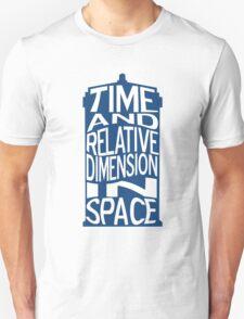TARDIS Definition Unisex T-Shirt
