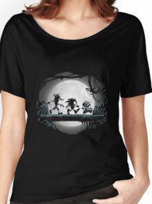 Sonic The Hedgehog - Gaming Matata Women's Relaxed Fit T-Shirt