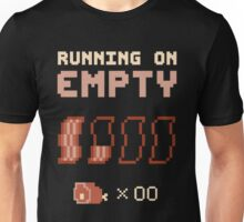 Sonic The Hedgehog - Running On Empty Unisex T-Shirt