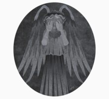 Weeping Angel Kids Tee