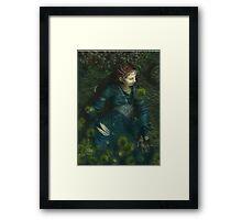 Ophelia Framed Print