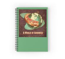 PlanetLucky Spiral Notebook