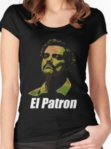 El Patron Women's Fitted Scoop T-Shirt