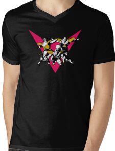 DBZ - Ginyu FORCE Mens V-Neck T-Shirt