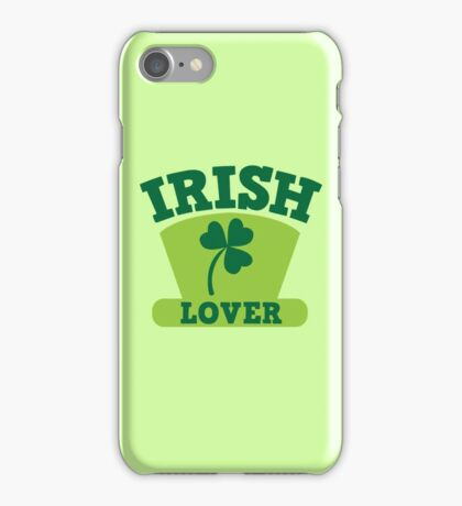 IRISH lover iPhone Case/Skin