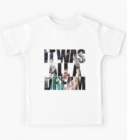 Conor McGregor - It Was All a Dream Kids Tee