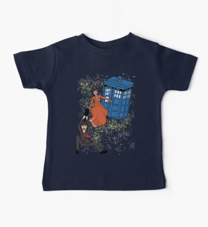 Stepping in Time Baby Tee