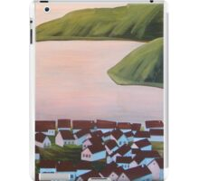 pink water iPad Case/Skin
