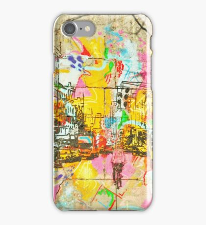 The Village, NYC. iPhone Case/Skin