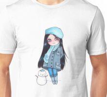 Kekita invierno Unisex T-Shirt
