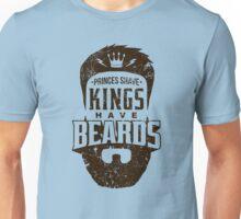 Beard - Kings Have Beards Unisex T-Shirt