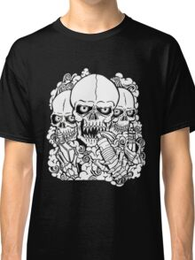 VAPING SKULL Classic T-Shirt