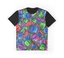 Emoticon fun. Graphic T-Shirt