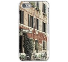 Albergo Marin, Venice iPhone Case/Skin