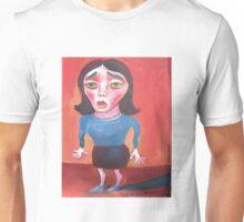 Chica de ojos lindos por Diego Manuel Unisex T-Shirt