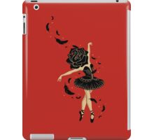 Black Swan iPad Case/Skin