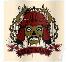 Great Khans Poster