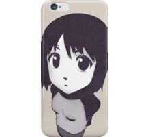 Welcome to the NHK - It's not too late to change your HIKIKOMORI ways! iPhone Case/Skin