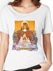 Labyrinth Women's Relaxed Fit T-Shirt