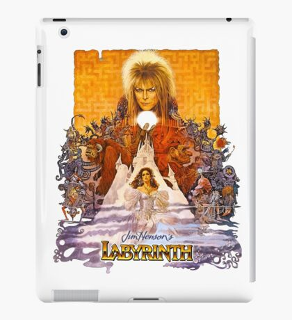 Labyrinth iPad Case/Skin