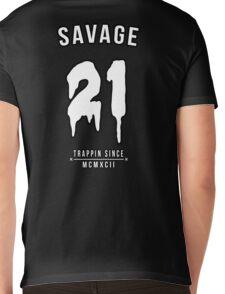 21 Savage Mens V-Neck T-Shirt